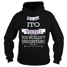 I Love ITO ITOBIRTHDAY ITOYEAR ITOHOODIE ITONAME ITOHOODIES  TSHIRT FOR YOU Shirts & Tees