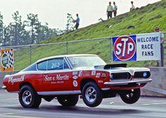 Sox & Martin 1968 Pro Stock Barracuda | Blog - MCG Social™ | MyClassicGarage™
