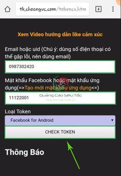 cách hack like facebook trên điện thoại android Like Facebook, Facebook Likes, Android, Tao, Hacks, Tips