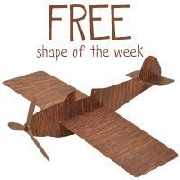Silhouette Blog: FREE Shape of the Week...