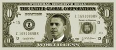 Obama replaces Andrew Jackson on the $20 Bill: And why not? the shit is worthless and pretty soon it will be toilet paper.I don't know if you haters will like that or not i am not really  sure.