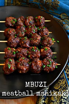 If I would be asked to choose a way to have my goat meat for the rest of my life, i would definately choose mbuzi meatball mshikaki West African Food, South African Recipes, Ethnic Recipes, Kenyan Recipes, African American Food, Indian Dessert Recipes, Chinese Recipes, Mexican Recipes, Shawarma