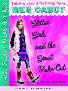 Allie Finkle's Rules for Girls-Glitter Girls and The Great Fake Out