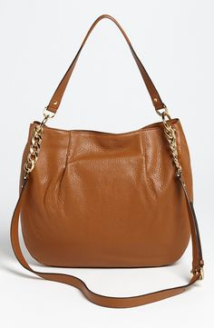 Nordstrom Online & In Store: Shoes, Jewelry, Clothing, Makeup, Dresses Cross Shoulder Bags, Large Shoulder Bags, Michael Kors Bedford, Classic Handbags, Street Chic, Pebbled Leather, Bag Accessories, Nordstrom, My Style