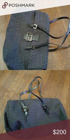 Selling this Fendi  shouder  bag in my Poshmark closet! My username is: fludrey. #shopmycloset #poshmark #fashion #shopping #style #forsale #FENDI #Handbags
