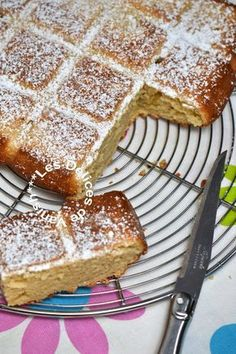 gâteau au yaourt, fromage blanc, amandes, thermomix