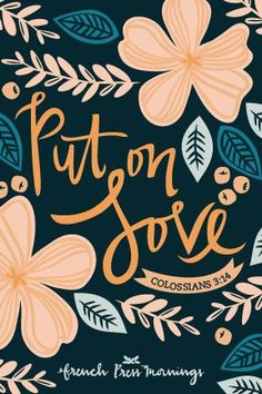 Encouraging Wednesdays ... Colossians 3:23 | French Press Mornings | Bloglovin