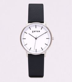 Votch Vegan Leather Watch
