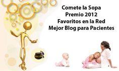 Estamos de enhorabuena, Cometelasopa recibe el premio Favoritos en la Red 2012  http://www.cometelasopa.com/cometelasopa-recibe-el-premio-favoritos-en-la-red-2012/
