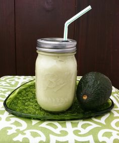 Copycat Shamrock Shake – Healthy, Paleo Version  @ Primally Inspired