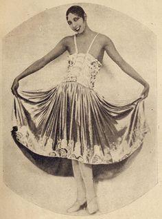 Josephine Baker, 1920′s