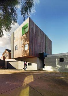 Hans House | ArchitectureAU