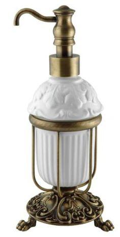 Дозатор жидкого мыла Migliore Elizabetta ML.ELB-E107