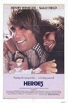 Forget the cheerleader, save the Fonz: Henry Winkler is a war-crazed Vietnam vet who breaks out of the cuckoo's nest and seeks out fellows from his unit.