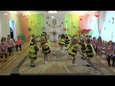 ПРАЗДНИК ОСЕНИ . ТАНЕЦ ЦВЕТОВ И ПЧЕЛОК . САДИК 214-Ф - YouTube Drama, Youtube, Kids, Painting, Art, Activities For Kids, Music Videos, Young Children, Art Background