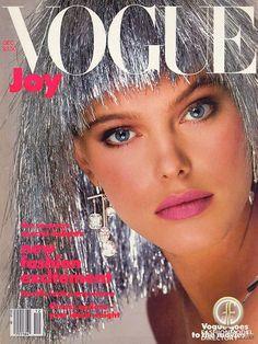 Renee Simonsen: Vogue, Dec 198?