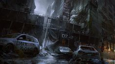 The Division - Artworks | MYDIVISION.NET
