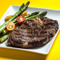 Wagyu Ribeye Steaks For 2-3 now featured on Fab.
