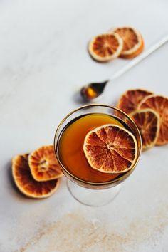 rye manhattan cocktail