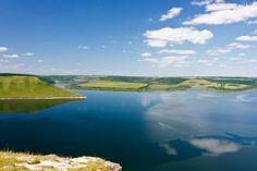 Бакота. Затопленное село Бакота, Каменец-Подольский район: Фото, карта, описание.