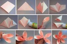 Imagini pentru шары цветы из бумаги