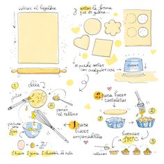 Cartoon Cooking: Sr Hojaldre ♥