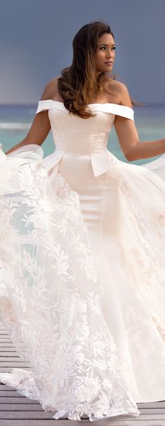 Real Galia Lahav bride. #weddingdress. #wedding. #bride