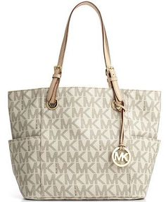 MICHAEL Michael Kors Signature Tote - except in black