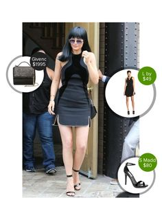 Kylie Jenner out in LA - seen in Alexander Wang, Gianvito Rossi and carrying Givenchy. #alexanderwang #givenchy #gianvitorossi  #kyliejenner @dejamoda