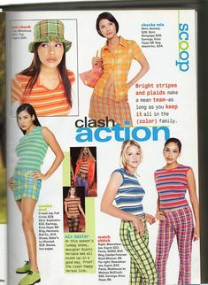 Seventeen (with Jared Leto on the cover, July Seventeen Magazine, July Magazine, July 1996 90s Teen Fashion, Early 2000s Fashion, Fashion Outfits, Club Fashion, Fashion Fashion, Seventeen Magazine, Looks Style, My Style, Club Style
