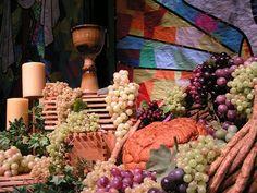 The communion table by Scott Adams, via Flickr