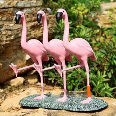 GD58 Pink Flamingo Chorus Line 33548