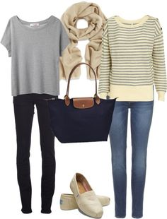 Night time cottage outfits by kveldman featuring boat neck tops
