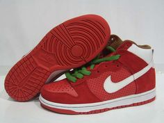 Nike Dunk High Pro SB Big Gulp Sport Red White badba40ae5