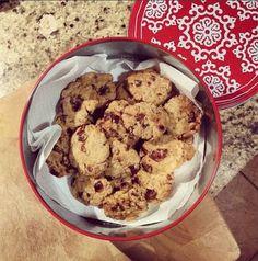 Moja Micha: Dietetyczne ciasteczka daktylowe bez cukru i bez s...
