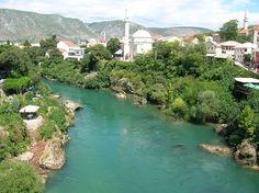 Bosna - Hersek - Neretva Nehri.