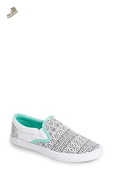 Bucketfeet Pamela Gallegos Tambourine Slip-On 10 - Bucketfeet sneakers for women (*Amazon Partner-Link)