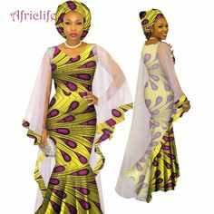 African American Fashion, African Print Fashion, Africa Fashion, Fashion Prints, Latest African Fashion Dresses, African Dresses For Women, African Attire, Girls Party Dress, New Dress