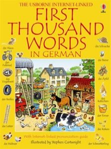 Osborne first thousand words in German: listen to pronunciation of all 1000 words online for free