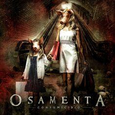 GERATHRASH - extreme metal: Osamenta - Consumicidio (2014)   Thrash Metal