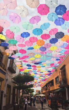 Sombrillas of Tlaquepaque | Guadalajara, Jalisco, Mexico Int… | Flickr