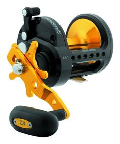 Special Offers - Daiwa STTBG50H Saltist 50 High Speed Black Gold Conventional Saltwater Reel - In stock & Free Shipping. You can save more money! Check It (November 16 2016 at 02:48AM) >> http://fishingrodsusa.net/daiwa-sttbg50h-saltist-50-high-speed-black-gold-conventional-saltwater-reel/