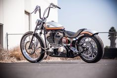 2014 K&N Softail - Blog - Motorcycle Parts and Riding Gear - Roland Sands Design