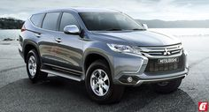 All-new 2016 Mitsubishi Pajero Sport rendered, India launch likely in 2017 Mitsubishi Space, Mitsubishi Cars, Hyundai Cars, Future Ford, Lexus Suv, Gmc Suv, Mitsubishi Pajero Sport, Montero Sport, Automotive Group
