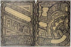 Adolf Wolfli .  The man they invented the term 'outsider art' for....he made reams of 'musical scores' which some avantgardists have tried to 'play'....