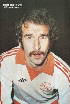 Bob Hatton Blackpool Blackpool Fc, Der Club, English Football League, Sheffield United, World History, England, Chef Jackets, Bob, Hero