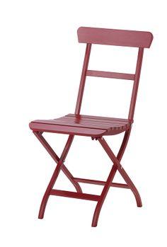 Uma cadeira... romântica.