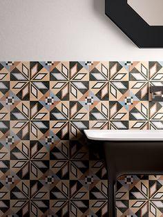 Travertine look tiles from Italia Ceramics #largeformattiles ...
