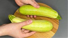 Один из самых вкусных рецептов из кабачков. Просто и вкусно! Zucchini, Good Food, Fresh, Vegetables, Recipes, Youtube, Cooking, Summer Squash, Vegetable Recipes