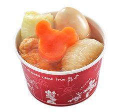 Japan's Disney food ^.^